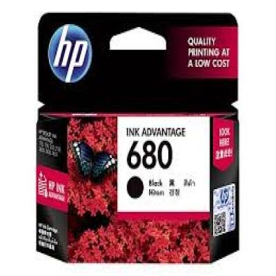 HP 정품잉크 NO NO 680 검정 F6V27A