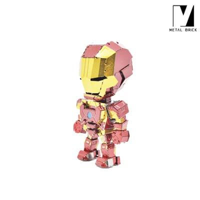 마블 어벤져스 아이언맨 SD 3D 메탈 퍼즐