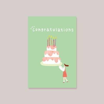 [카드] Congratulations VM3004