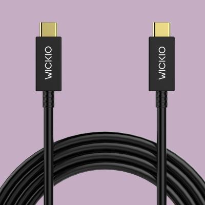 위키오 CRU002 5A 초고속 충전 C to C Cable 1m