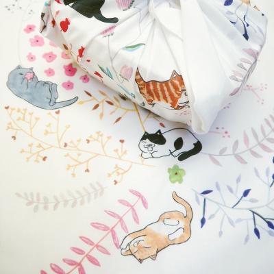 부뚜막고양이 손수건 시리즈