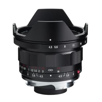 보이그랜더 ULTRA WIDE-HELIAR 15mm F4.5 ASPⅢ BK