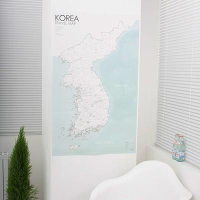 KOREA TRAVEL MAP