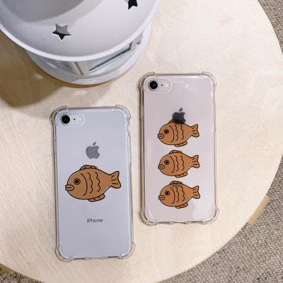 아이폰XS MAX 붕어빵 방탄케이스