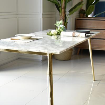 [채우리] 마크 대리석 1800 6인 식탁 테이블