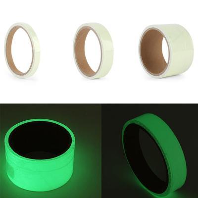 야간 빛 반사 야광 시트지 스티커 테이프  2cm (3m)
