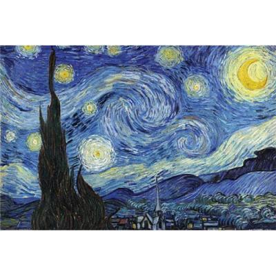 1000피스 직소퍼즐 - 별이 빛나는 밤 (야광)