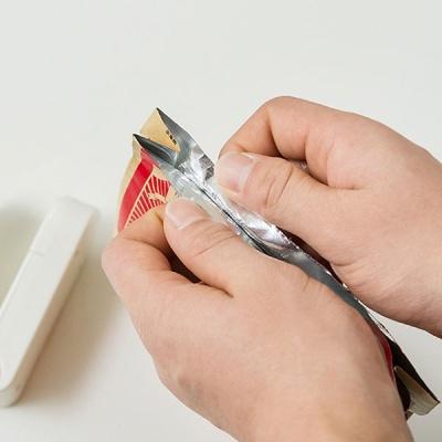 심플 비닐봉지 컷팅 밀봉기