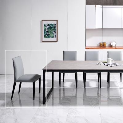 라피루 PU 식탁 의자
