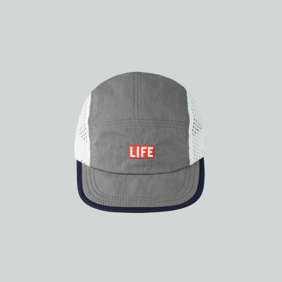 LIFE CAMP CAP_GREY MESH