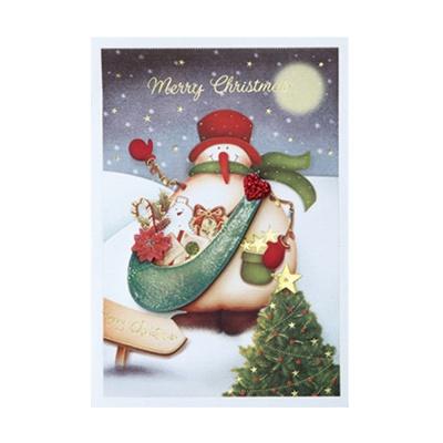 FS109-2 크리스마스카드 카드 성탄카드