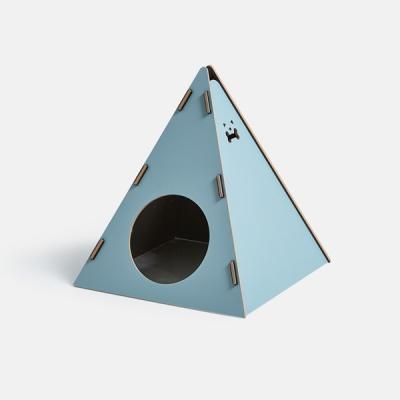 [펫레스트]컬러-핏 텐트(강아지, 고양이집, 텐트)