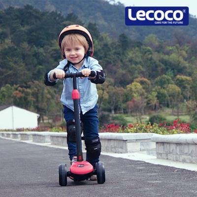Lecoco LEO MINI 접이식 유아 킥보드 어린이 씽씽이