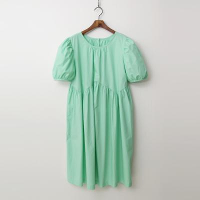 Abella Puff Dress