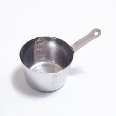 기본형 스텐 손잡이 계량컵 1개