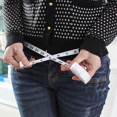 1.5m 다이어트 줄자(백색)