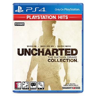 PS4 언차티드 콜렉션 한글판 PS HITS (할인이벤트)