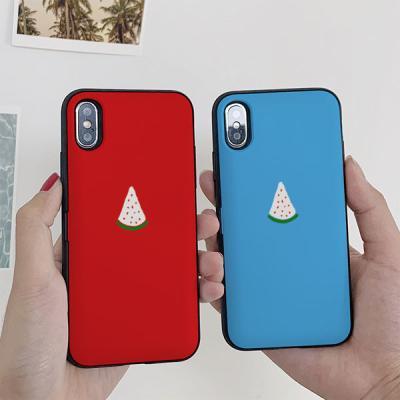 아이폰7플러스 루나 수박 카드케이스