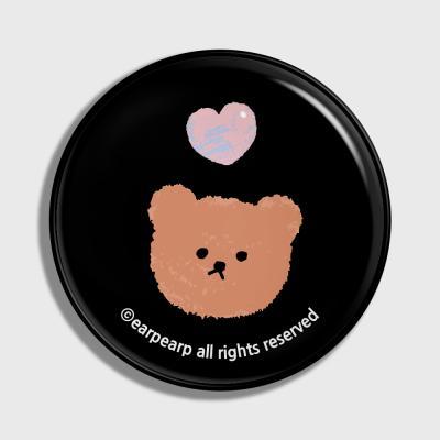 Dot love and bear-black(earptoktok)