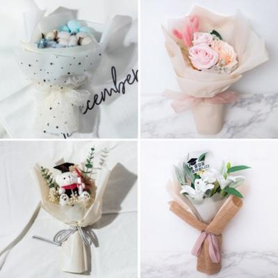 특별한날 기념일 졸업식 축하 비누꽃 꽃다발 특가전