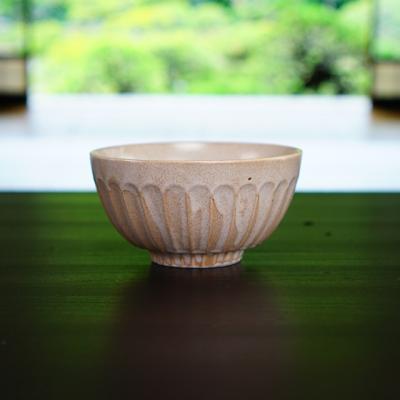 시노 빈티지 꽃그릇 대접
