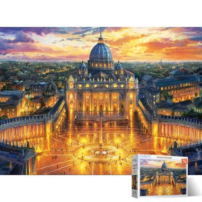 1000피스 직소퍼즐 이탈리아 바티칸 궁전 광장 PL1416