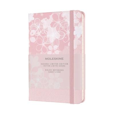 몰스킨 [20벚꽃]다크 핑크/룰드 P