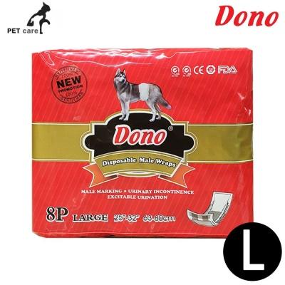 도노 숫컷 강아지용 매너패드 (L) (8p)