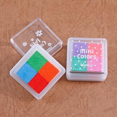 4색 color small pad (2색)