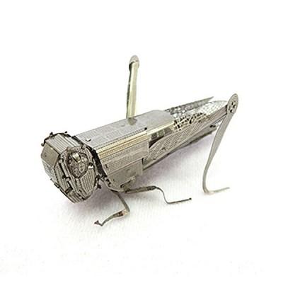 [이노메탈퍼즐] 메뚜기 금속조립키트 (MIK000331)메탈웍스