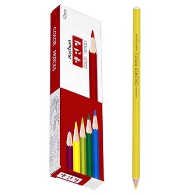 [케이피아이] 색연필 노랑 [타/12] 114542