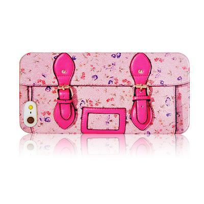 핑크 젬마 핸드백케이스(아이폰5S/5)