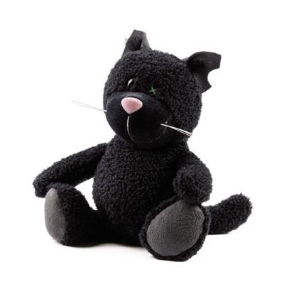 NICI_니키 소리나는 댕글링 검정고양이 15cm