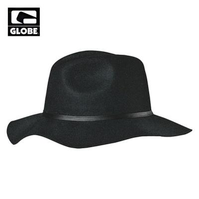 [GLOBE] HAMPTON SOFT BRIM HAT (BLACK)
