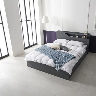 라보떼 산드로 LED 침대 Q (7존 독립스프링) SD15