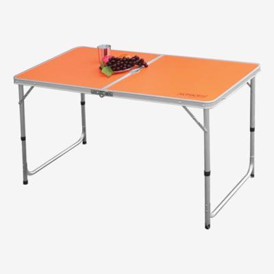 노마드 휴대용 접이식테이블(오렌지)/캠핑테이블