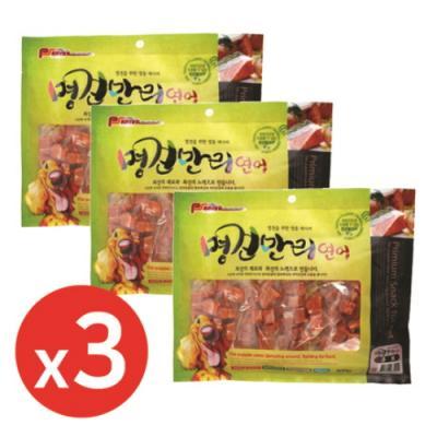 명견만리400g 연어큐브 x3개 강아지간식
