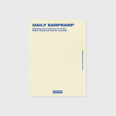 Daily earpearp-ivory(다이어리)