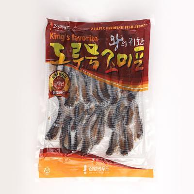 진양 속초 도루묵 조미포 150g/쥐포/안주/건어물