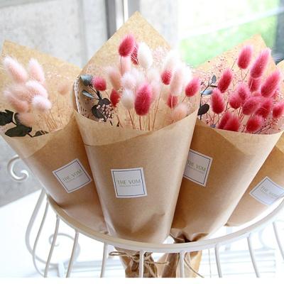 허니테일미니꽃다발 (4color)