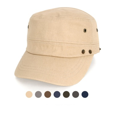 [디꾸보]아이언 절개 군모 밴딩 모자 AC458A