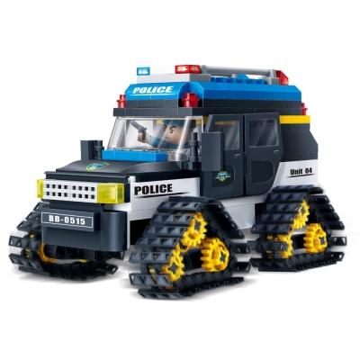 [3D퍼즐마을][반바오] BO7007 경찰 스노우카