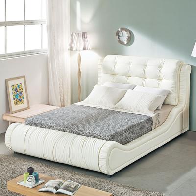 [이노센트플러스] 리브 워즈 PU가죽 침대 Q 독립매트