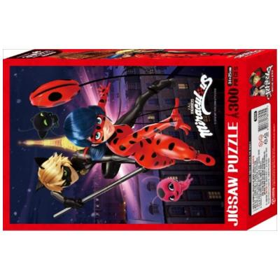 미라큘러스 레이디버그와 블랙캣: 파리의 밤(300pcs)
