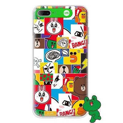 [SG DESIGN]iPhone78/ 78Plus 라인프렌즈 PREMIUM LIG