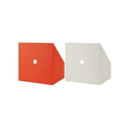 종이책장용 서랍 2개입(가로34cm)