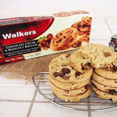 워커스 초콜릿 청크 & 헤이즐넛 비스킷