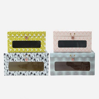 [House Doctor]Box, Spring time, set of 2 Sk0915 스토리지