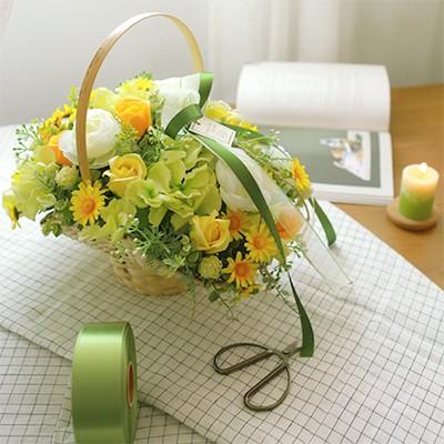 르네꽃바구니