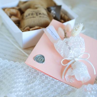 카드 초콜릿 패키지 [핑크]